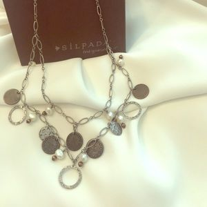 Adjustable everyday necklace